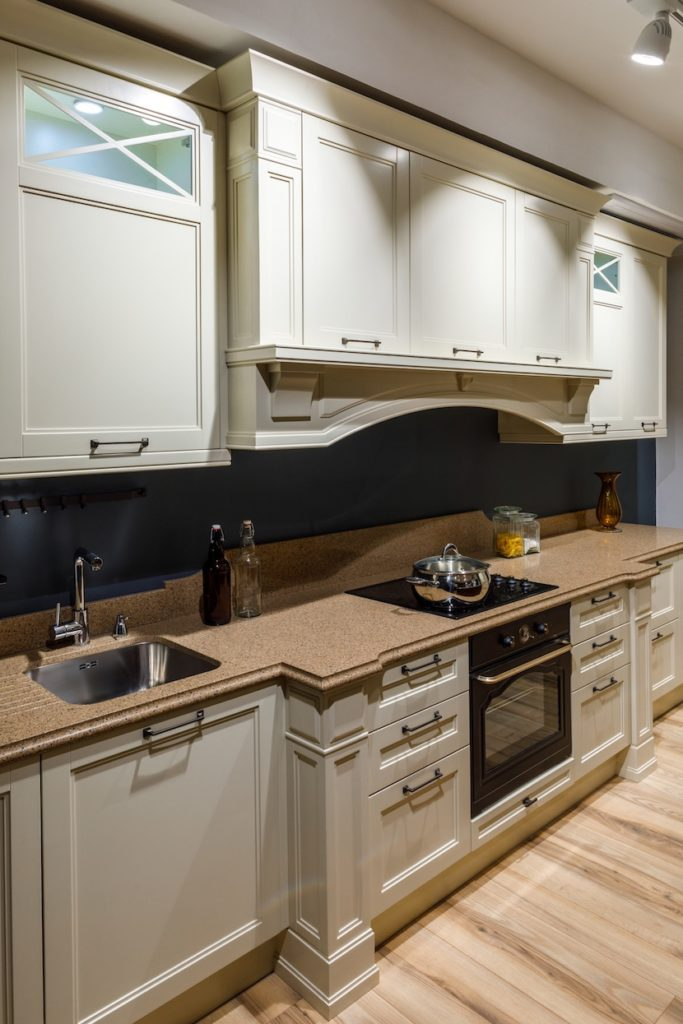 modern cabinet style